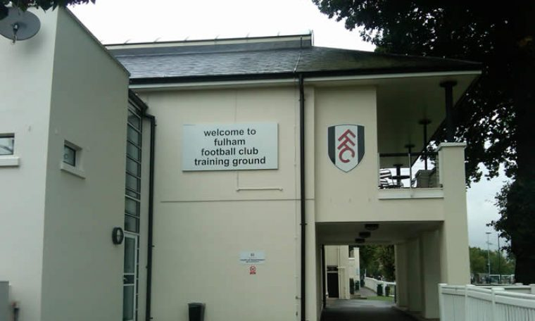 Notes from November meeting with Fulham Football Club