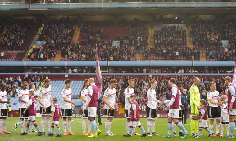 Aston Villa away ticketing update