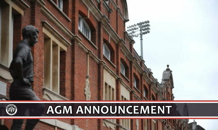 AGM – 7th May