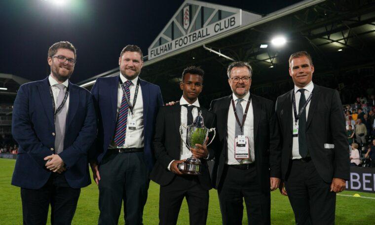 Johnny Haynes Trophy Winner 2019