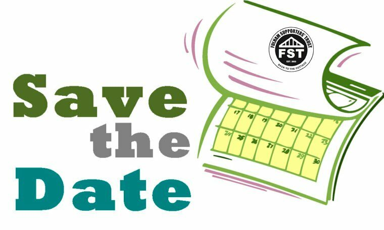 FST AGM 2020 – Save the Date