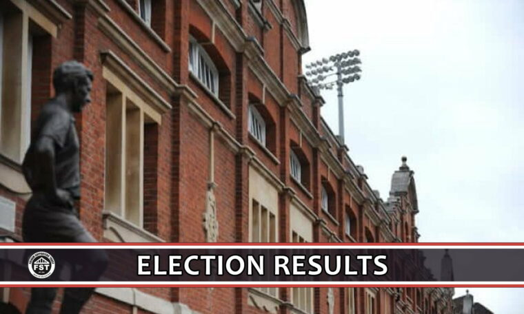 Board Election – Results
