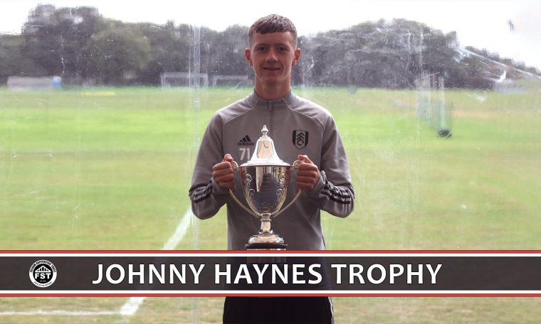 Johnny Haynes Trophy Winner 2020