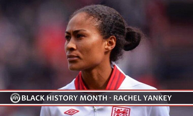 Black History Month – Rachel Yankey
