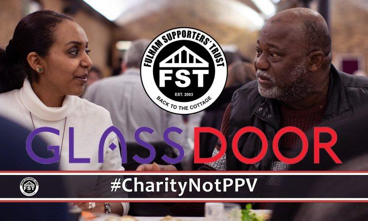 #CharityNotPPV