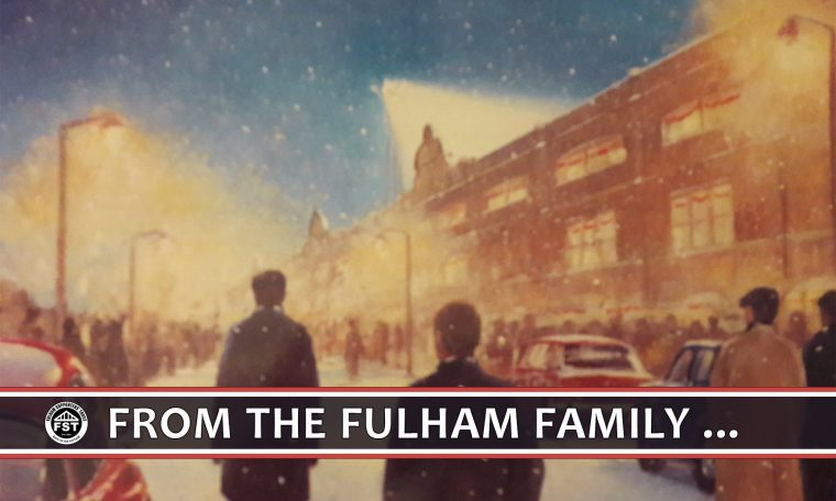 Messages from the Fulham family