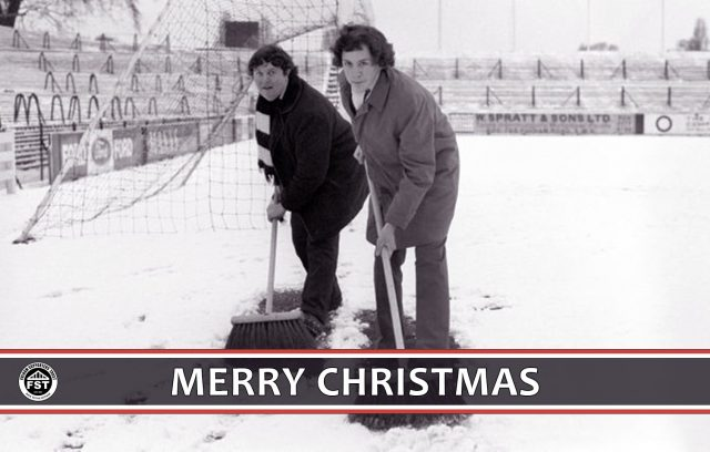 Season's Greetings from the FST