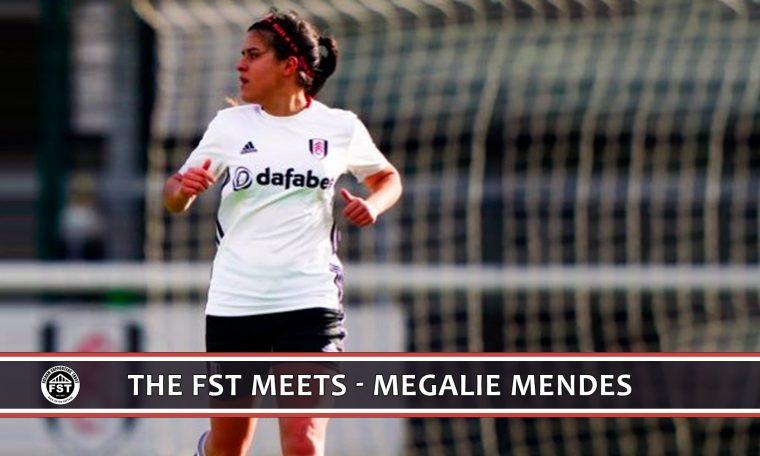 The FST meets… Megalie Mendes